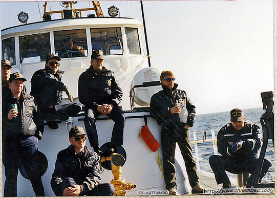 USCG Cutter Point Ledge